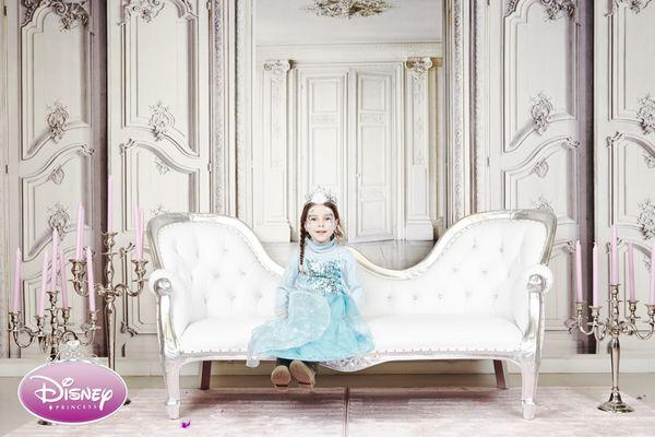 Un après-midi riche en découvertes avec les princesses DISNEY!!