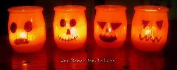 C'est ça Halloween, tout le monde a mauvaise mine ! Spécial D.I.Y