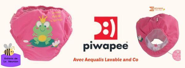 Miss Pôpiette a testé la culotte de bain Piwapee