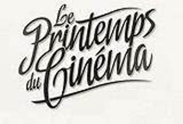 Le Printemps du Ciné !!!!