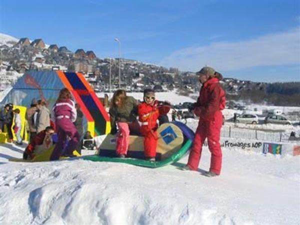 Accueil Ski-Garderie