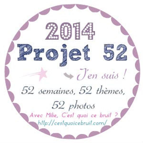 Projet 52 : semaine 13 (en retard) + 5 coups de coeur