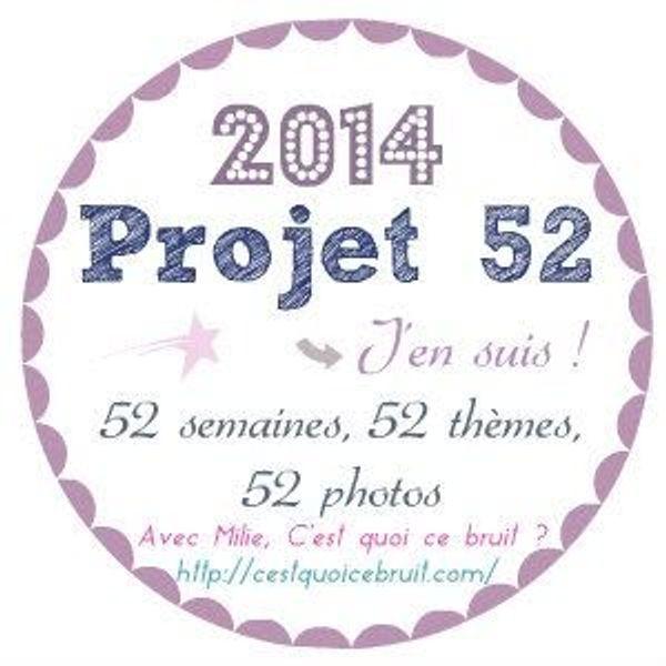 Projet 52 : semaine 14 (en retard) + 5 coups de coeur