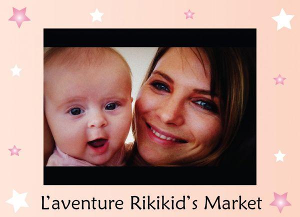 Mon parcours et les débuts de l'aventure Rikikid's Market ;)