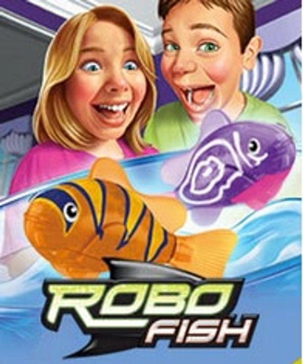 Mon Robo Fish
