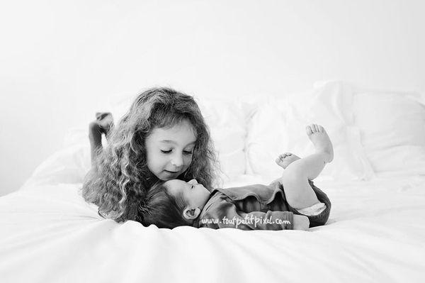 Etre mère … et vouloir immortaliser la complicité et l'amour de ses enfants
