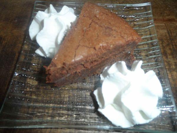 THE gateau au chocolat! des calories et du bonheur!!