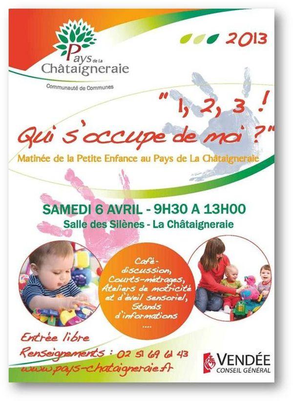 1er Forum de la Petite Enfance La Chataigneraie