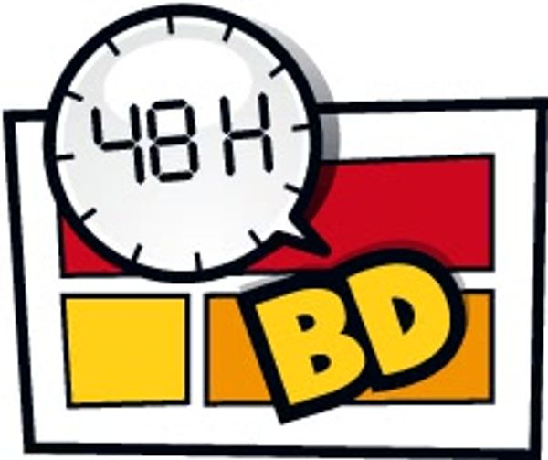 48h BD Les 5 et 6 Avril 100 000 BD Offertes
