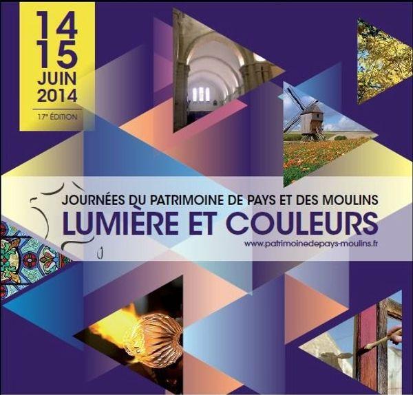 Journée du Patrimoine au Pays des Moulins