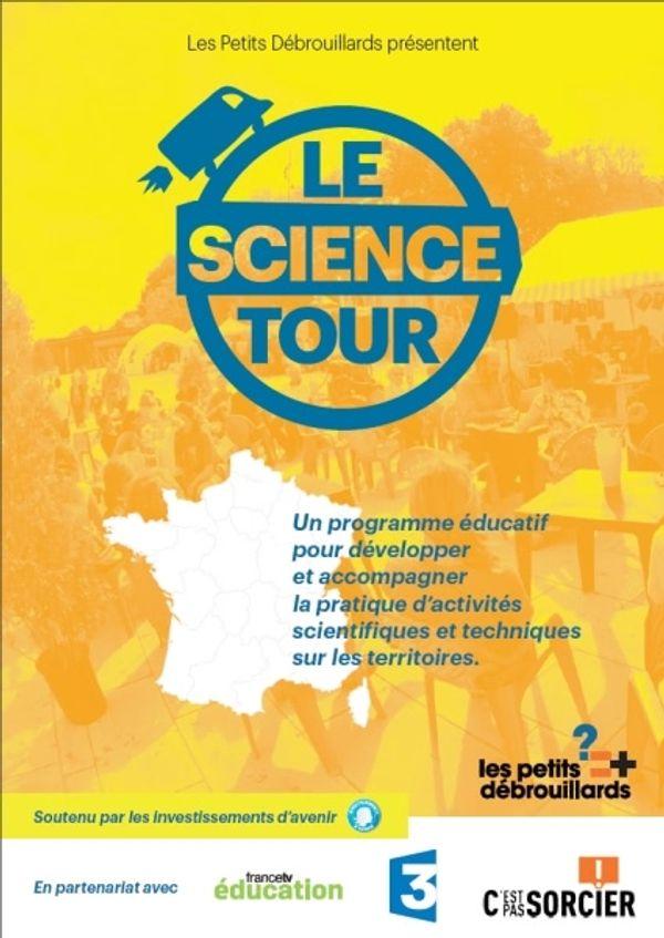 Fête de la science à Réaumur avec Le science Tour