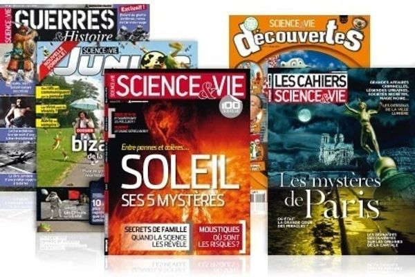Réduction Abonnement au magazine Science&Vie