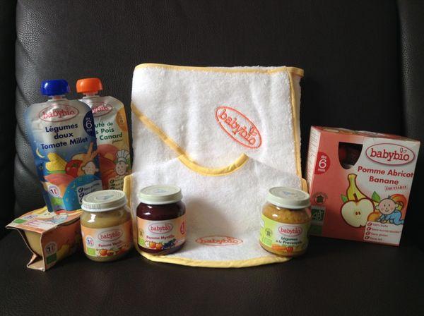 Le minus Test: Babybio, alimentation bio pour bébé !