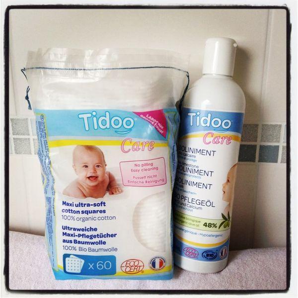 Test + Avis: gamme de soins bio Tidoo Care
