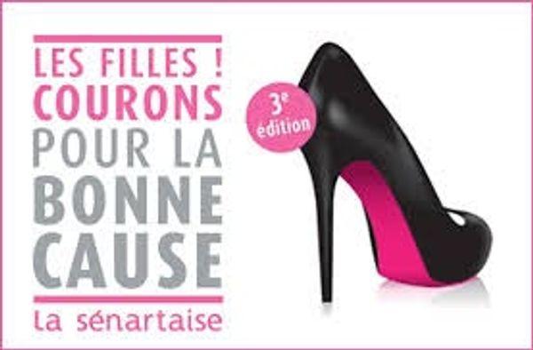 La senartaise: Une course/marche 100% femme contre la cancer : le 20.06.2014 à 19h