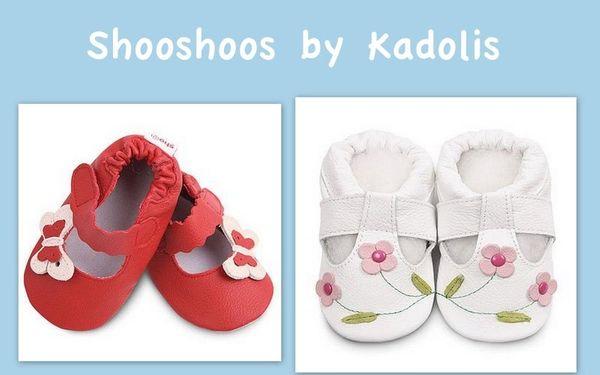 Les chaussons Shooshoos Chez Kadolis