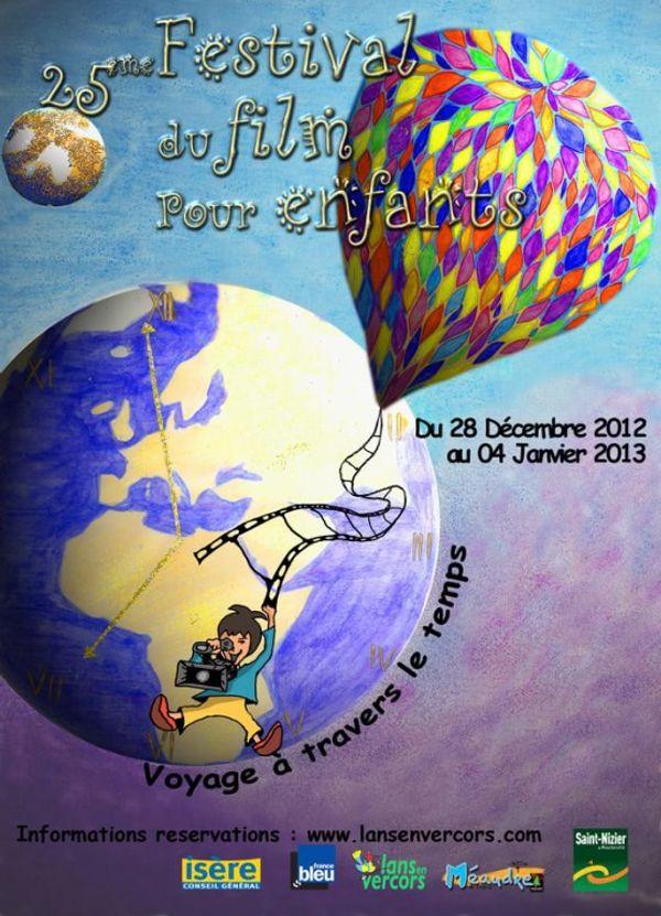 Festival du film pour enfant à Lans en Vercors