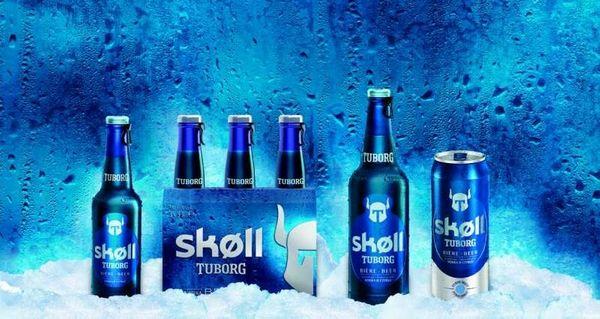 Les bières Skoll
