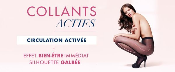 Collants #Sigvaris, et si on essayé !!