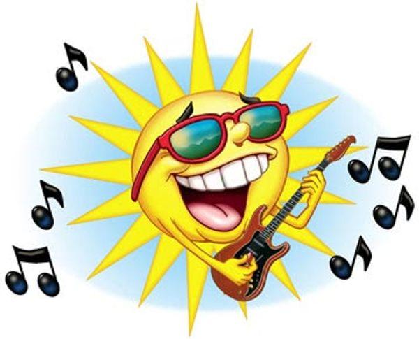 vive le soleil