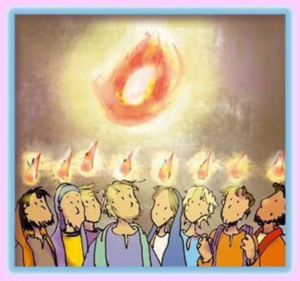 La Pentecôte, c'est quoi?