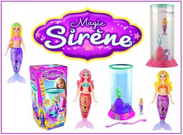 Magic Sirène .... Concours Inside ....