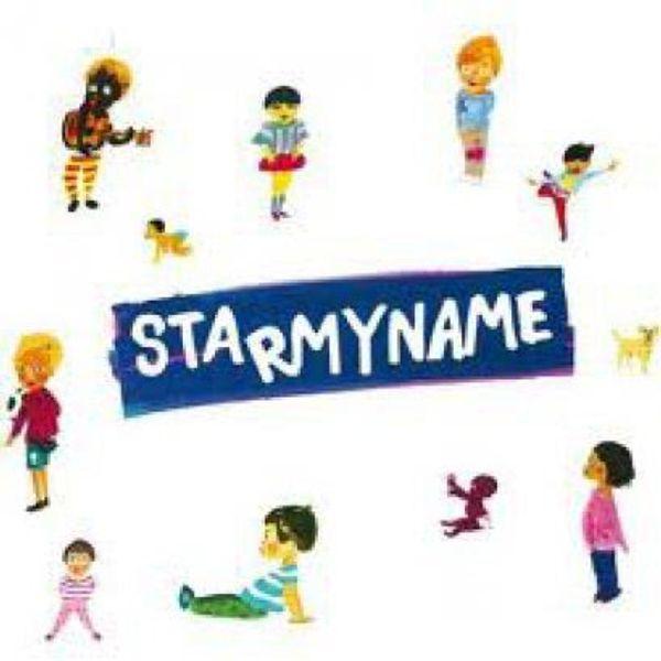 Ma dernière découverte: STARMYNAME