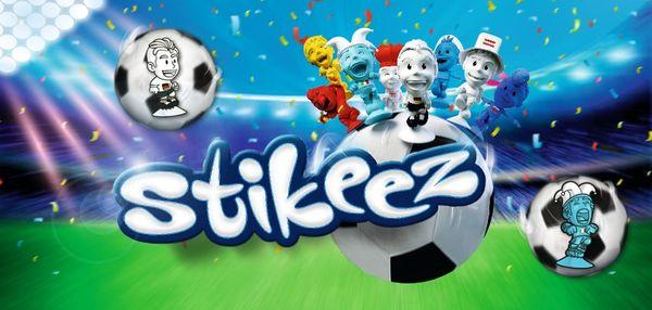 les Stikeez sont de retour pour l'Euro2016