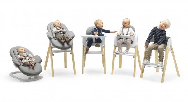 Chaise Stokke Steps: Test +  Avis