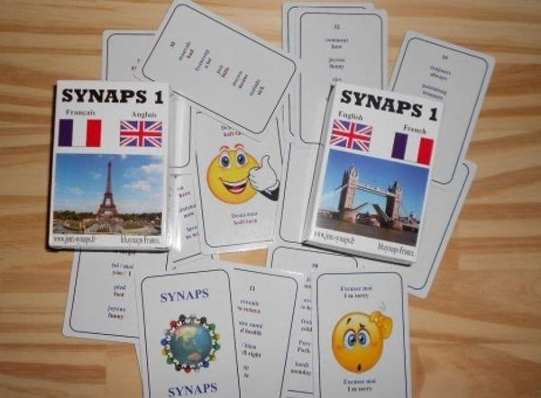 Synaps : Un jeu 100% berrichon !!