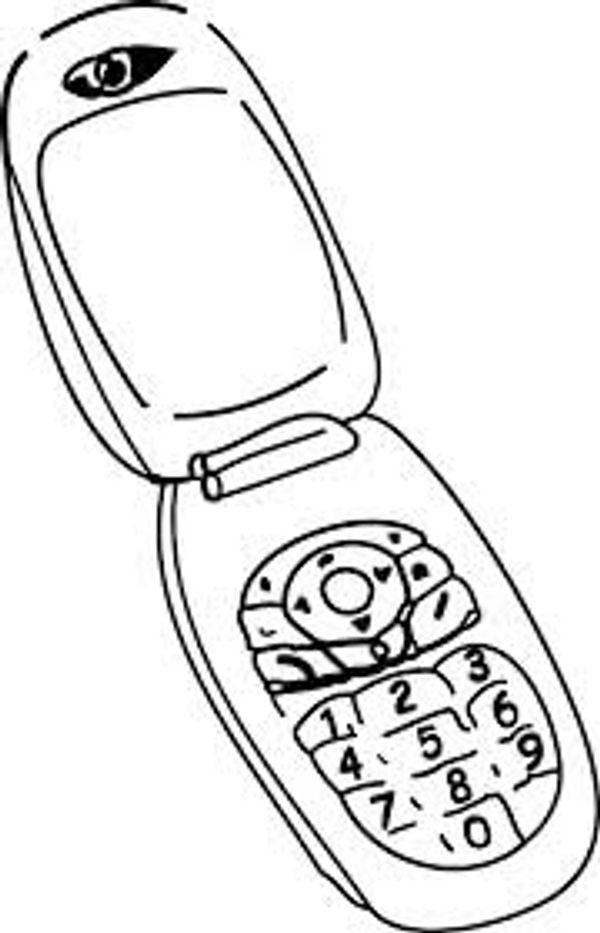 Ode à mon téléphone portable, défi de Lilou pour le mois de février, mois de l'amour !