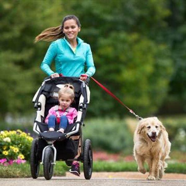 Faire du sport avec une poussette : vélo-poussette et running poussette