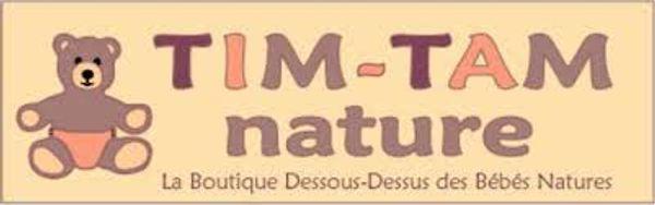 Semaine de la couche lavable - Présentation en partenariat avec Tim Tam Nature