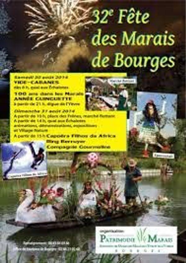 Fête des Marais à Bourges (18)