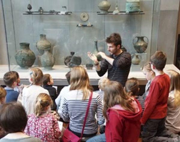 Atelier vacances au Musée