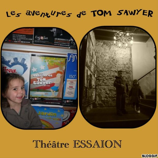 Les aventures de TOM SAWYER à Paris...super sortie!!!
