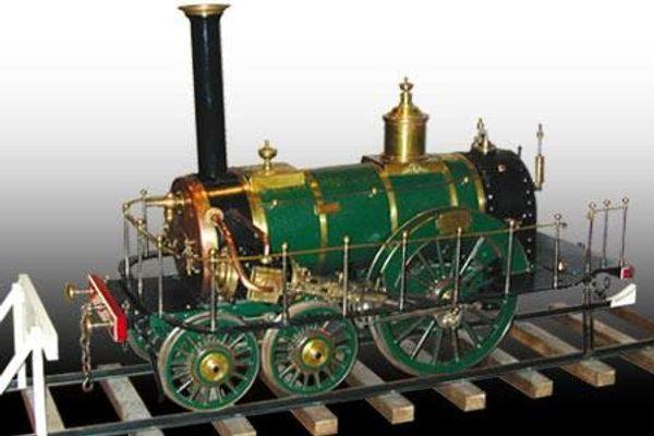Musée Laumônier de la locomotive à vapeur à Vierzon (18)