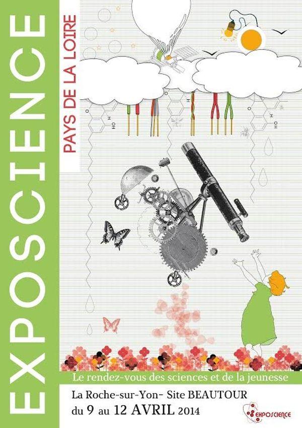 Nouvelle édition : Exposcience 2014