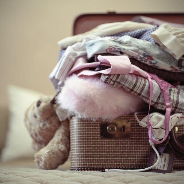 Dans ma valise il y a ......