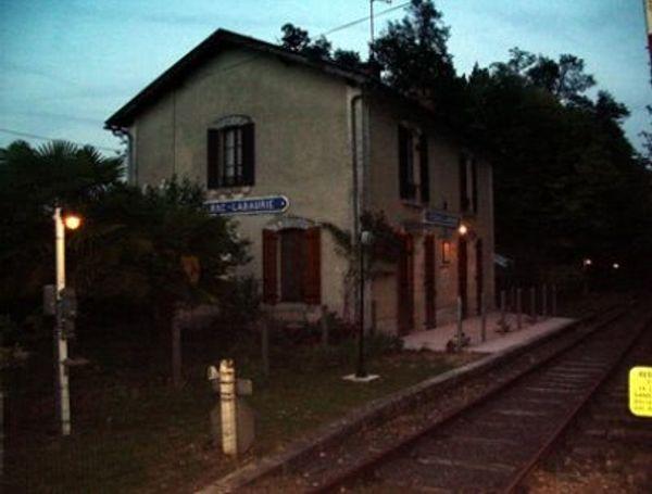 Balade en vélorail nocturne,CORGNAC-SUR-L'ISLE, Périgord, Dordogne