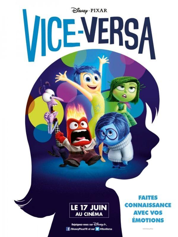 Vice-Versa en salles le 17 juin + places et cadeaux à gagner!!