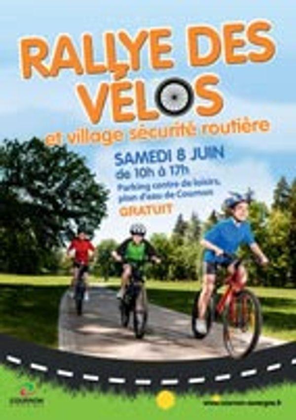 Rallye des Vélos et Village Sécurité Routière
