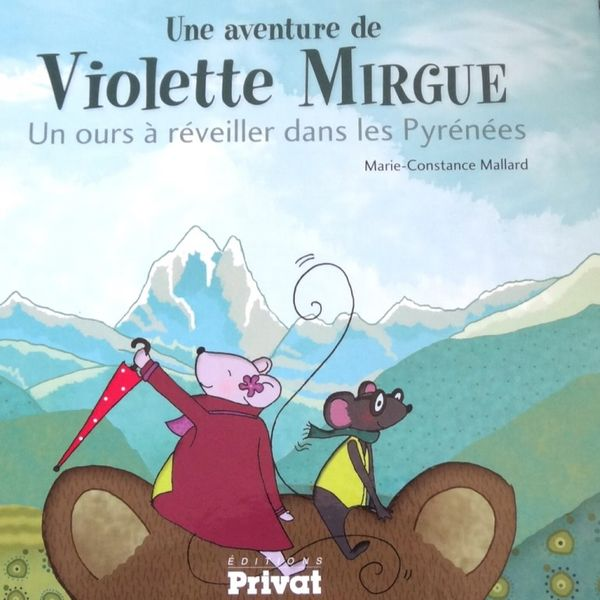 Violette Mirgue, un ours à réveiller dans les Pyrénées