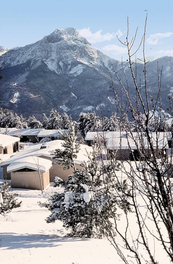 VTF --->vacances au ski pour ma tribu