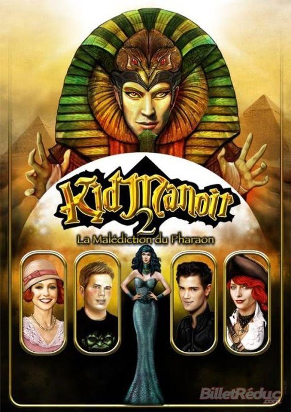 Kid Manoir 2: C'est LE spectacle musical à ne pas manquer!!!