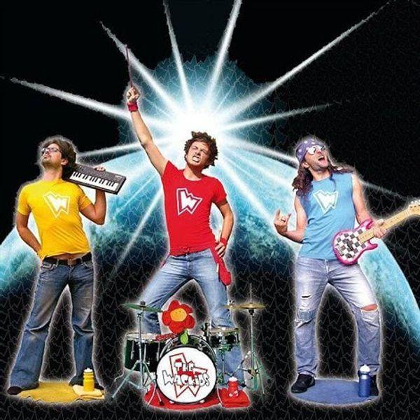 The Wackids Un vrai concert de rock pour enfants de 5 à 105 ans