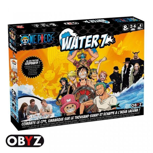 Une nouveauté OBYZ, le WATER SEVEN + CONCOURS