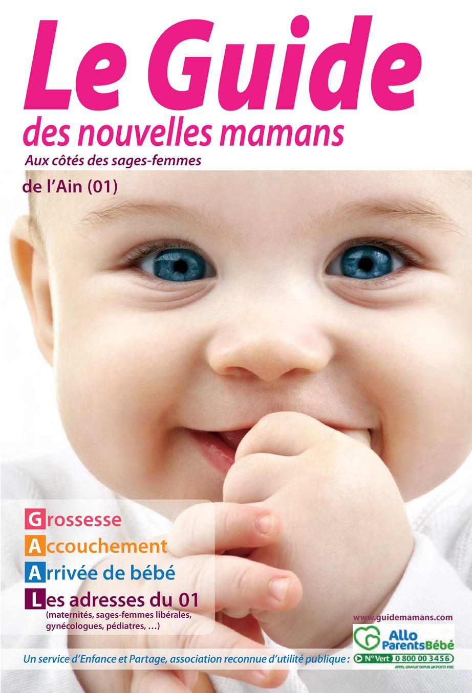 Guide des nouvelles mamans