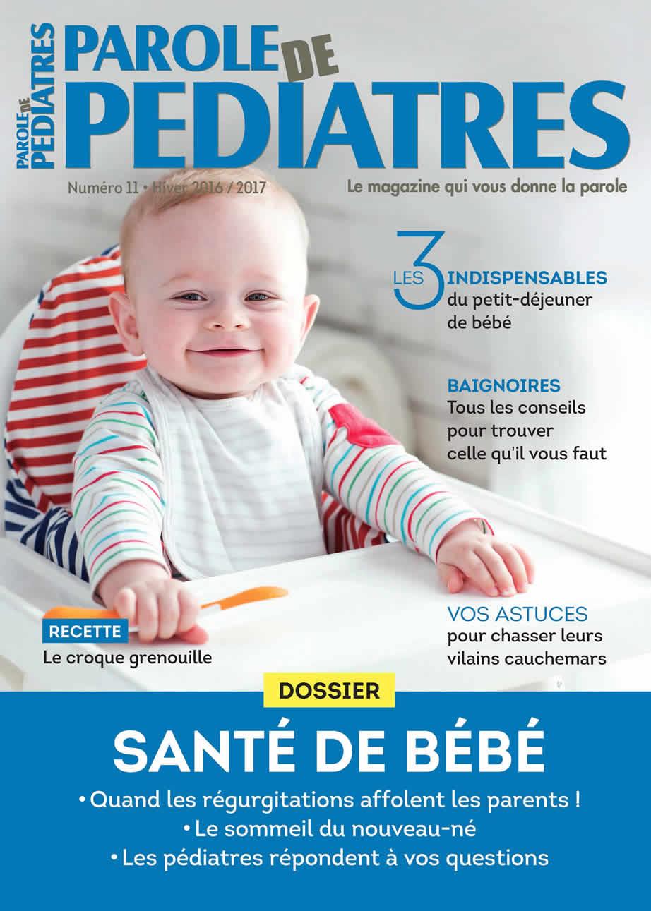 PAROLE DE PÉDIATRES N°11