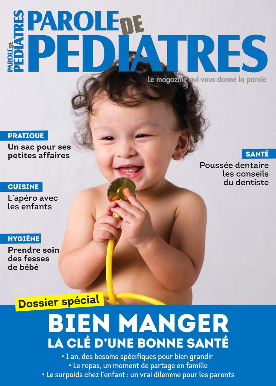 PAROLE DE PÉDIATRES N°6